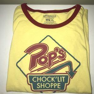 Riverdale Pop's Chock'Lit Shoppe girls shirt